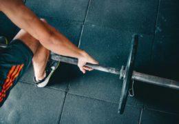 Trening na trójbój siłowy